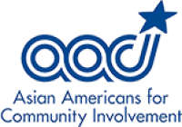 Asian Americans for Community Involvement Logo