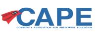 Community Association for Preschool Education Logo