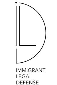 Immigrant Legal Defense Logo