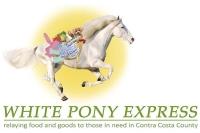 White Pony Express logo