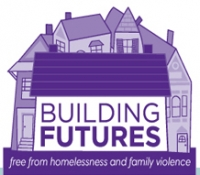 Building Futures with Women and Children Logo
